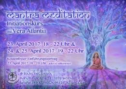 Nächster Mantra Meditationskurs