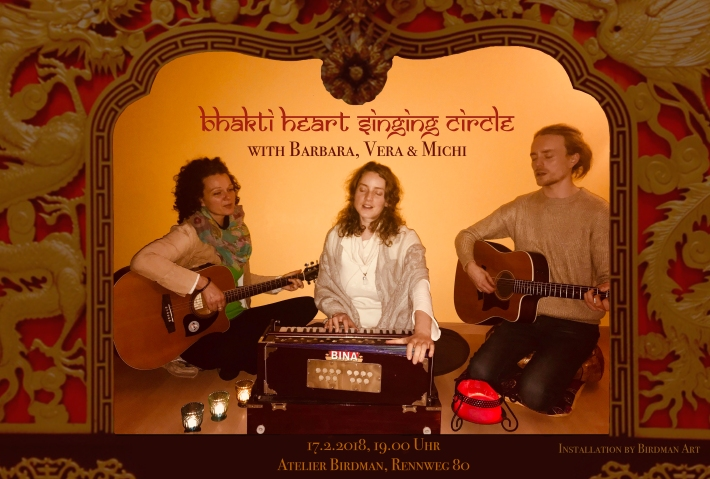 _New_ Bhakti Heart Singing Circle_Flyer photo